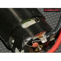 Moteur électrique charbons type 550 / 27 tours : M1111
