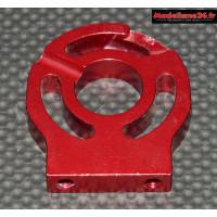 Support moteur usiné rouge 1/10 et 1/8 : m1148