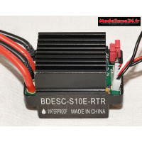 Controleur S10E 2/3s pour moteur charbons : m1240