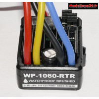 Controleur WP-1060 brushed waterproof : m1248