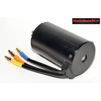 Moteur Race type 4068 Brushless 4 Poles 1/8 1700Kv : m1201