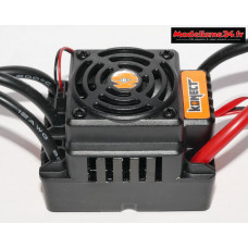 Controleur Brushless Konect 1/8 150A Waterproof : KN-8BL150-WP
