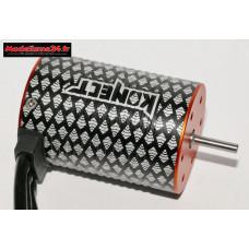 Moteur Konect type 3652 Brushless 4 Poles 1/10 4000Kv : KN-3652SL-4000