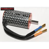 Moteur Konect type 3660 Brushless 4 Poles SCT 3150Kv : KN-3660-3150