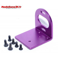 Support moteur type 540 violet : m1145