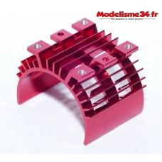 Radiateur rouge pour moteur type 540 / 550 / 3650 : m1142