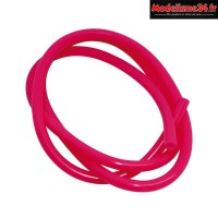 Durite essence rose fluo 1m : S04436211