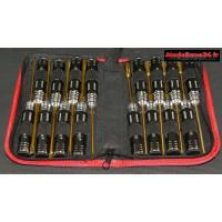 Sacoche de 16 outils métrique : m207