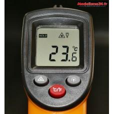 Thermomètre digital infrarouge : M260