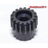 Pignon moteur 17 dents 32DP acier - m44