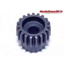Pignon moteur 19 dents 32DP acier - m46