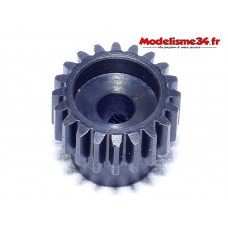 Pignon moteur 20 dents 32DP acier - m47
