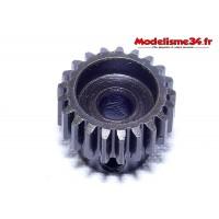 Pignon moteur 21 dents 32DP acier - m48