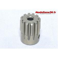 Pignon moteur 12 dents 32DP alliage - m60