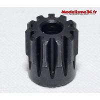 Pignon moteur M1 11 dents acier : m20