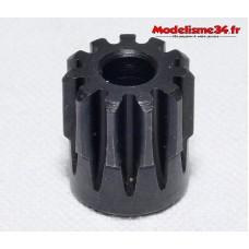 Pignon moteur M1 11 dents acier serie light - m20