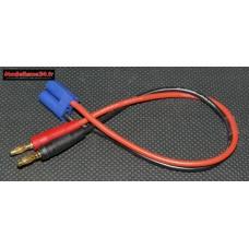 Câble de charge EC5 long ( 33cm ) câble silicone gros diamètre 12 AWG - m1003