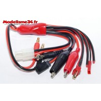 Cable de charge multi fonctions : m1005