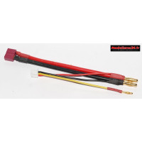 Cordon adaptateur de charge Lipo 2S PK 4mm : m1023