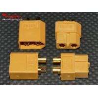 Prises XT60 2 paires : m83
