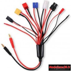 Cable de charge multi fonctions : m1007