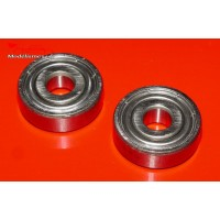 Roulements 6x19x6 SKF - 2 pièces - m111