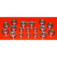 Roulements kit Tamiya M05 et M06 - m121