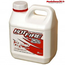 Carburant HOT FIRE 25% 2 L (Attention vente sur place uniquement) - 02HOT211
