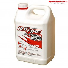 Carburant HOT FIRE 25% 5 L (Attention vente sur place uniquement) - 05HOT211