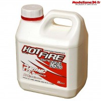 Carburant HOT FIRE RODAGE 16% 2 L (Attention vente sur place uniquement) -O2START