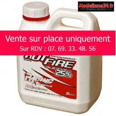 Carburant HOT FIRE 25% 2 L (Attention vente sur place uniquement) - 02HOT211