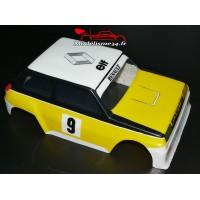 Carrosserie 1/12 R5 turbo 2 de la marque SG