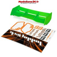 Aileron Vert racing pour buggy 1/8ème hobbytech - HT-501604