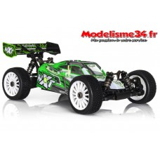 Buggy 1/8 HobbyTech Spirit NXT EP 2.0 6S RTR