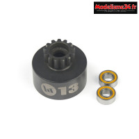 Hobbytech - Cloche 13 T non ventilee + roulements HI-SPEED - HT-560223
