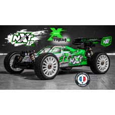 Buggy 1/8 HobbyTech Spirit NXT electrique version Xtrem : 1.NXT.EP-XTREM
