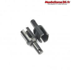Hobbytech -Noix de cardans de differentiel STR8  - STR-070