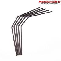 Hobbytech - Kit de barre stabilisatrice avant 2.1/2.2/2.3/2.4/2.6 mm - STRX-152