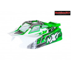 Hobbytech - Carrosserie NXT EP 2.0 verte - CA-292