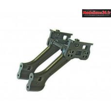 Hobbytech - support d'aileron STR8 - STR-056