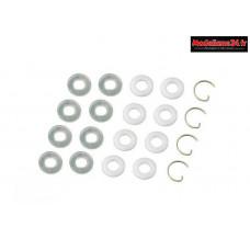 Hobbytech - Kit joint d amortisseur - HT-585008