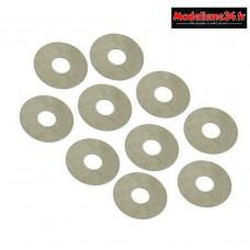 Hobbytech - Rondelles de differentiel STR8 6x12x0.2mm - STR-074