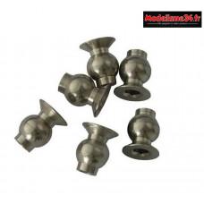 Hobbytech - Nouvelles boules de chapes de direction en 7mm : STRS-029