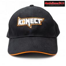 Casquette Konect Noire : KN-0000090