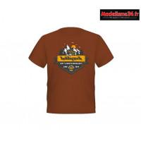 Hobbytech T-Shirt terra 20th Homme - L : HT-2020040