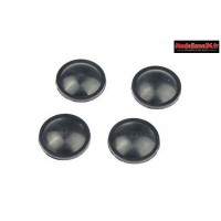 Hobbytech Membranes d amortisseurs Big Bore : HT-595009