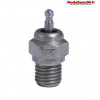 Hobbytech - Bougie standard MEDIUM-CHAUDE n 4 filetage long pour moteurs italiens- GP-P4