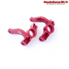 Hobbytech - Fusees avants en aluminium- REV-0P04