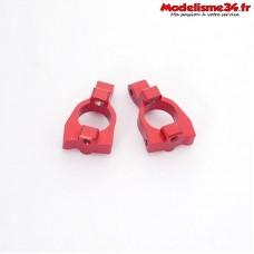 Hobbytech - Etriers avants en aluminium - REV-0P05