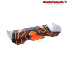 HobbyTech -Aileron lexan BX8SL Runner Orange  - CA-274